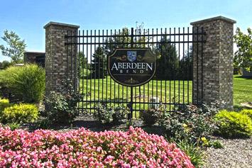 Aberdeen Bend entry